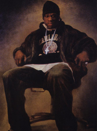 Изображение 50 Cent работы Александра Меламида