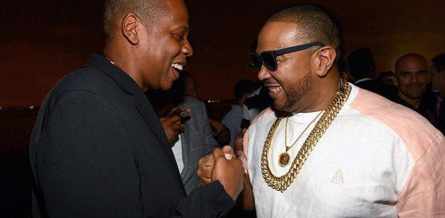 Timbaland, Jay Z и Drake выпустили совместную песню
