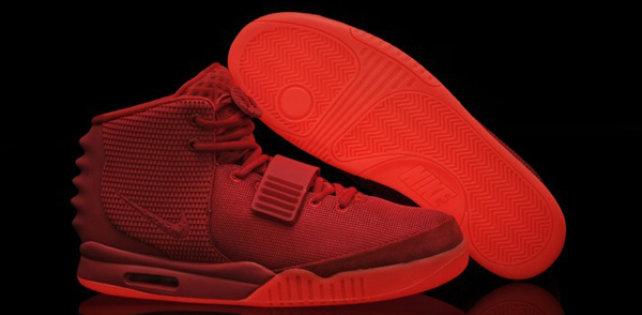 1e18a56e Nike выпустил кроссовки Air Yeezy II, весь тираж снова распродан ...