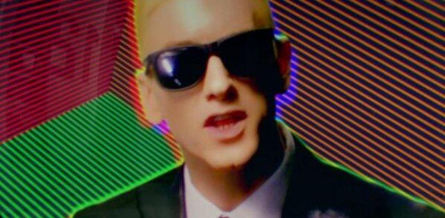 Eminem попал в книгу рекордов