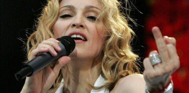 В сети оказались треки Мадонны с Майком Тайсоном, Nas и Chance The Rapper 5872