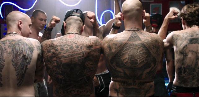 Татуированные рэперы | RAP.RU