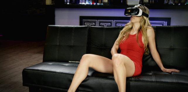 Оки виртуально риалности порно