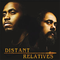 "Nas, Damian Marley ""Distant Relatives"""