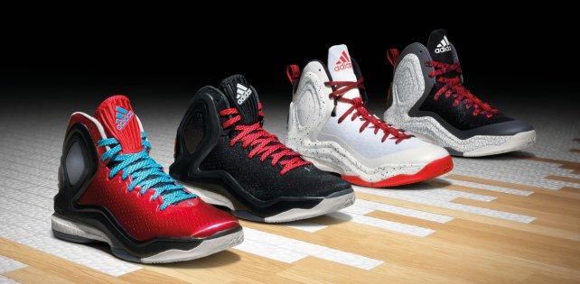 D Rose 5 Boost — о главных баскетбольных кроссовках сезона 55