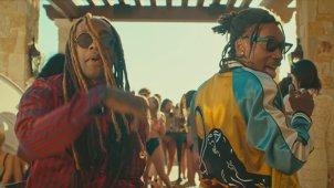 Wiz Khalifa, Ty Dolla $ign «Something New»: угадай всех приглашенных звезд на кадре