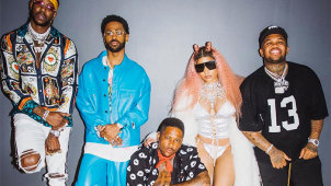 ​YG, Nicki Minaj, 2 Chainz, Big Sean «Big Bank»