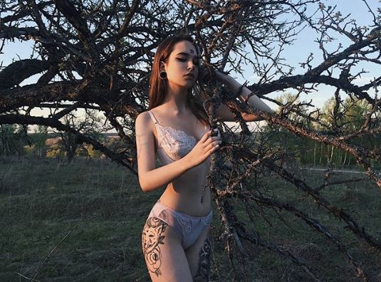 Кристина Волкова Слив