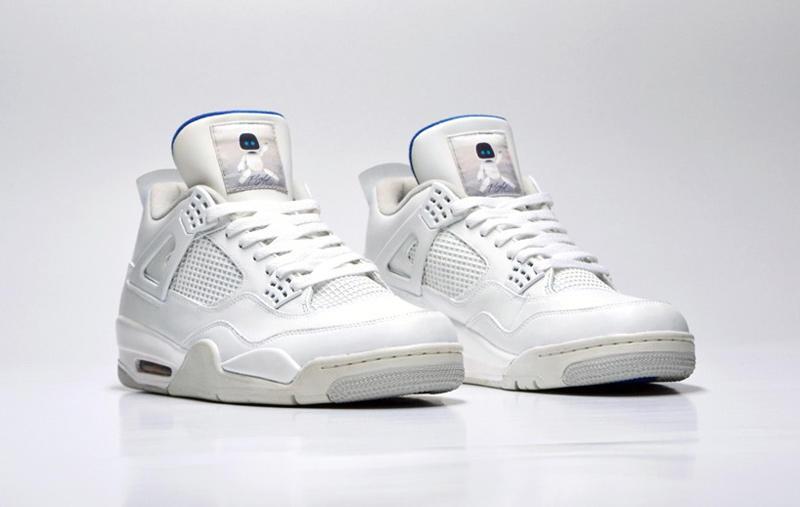 Freakersneaks сделали Nike Air Jordans IV стилизованные под Playstation | RAP.RU