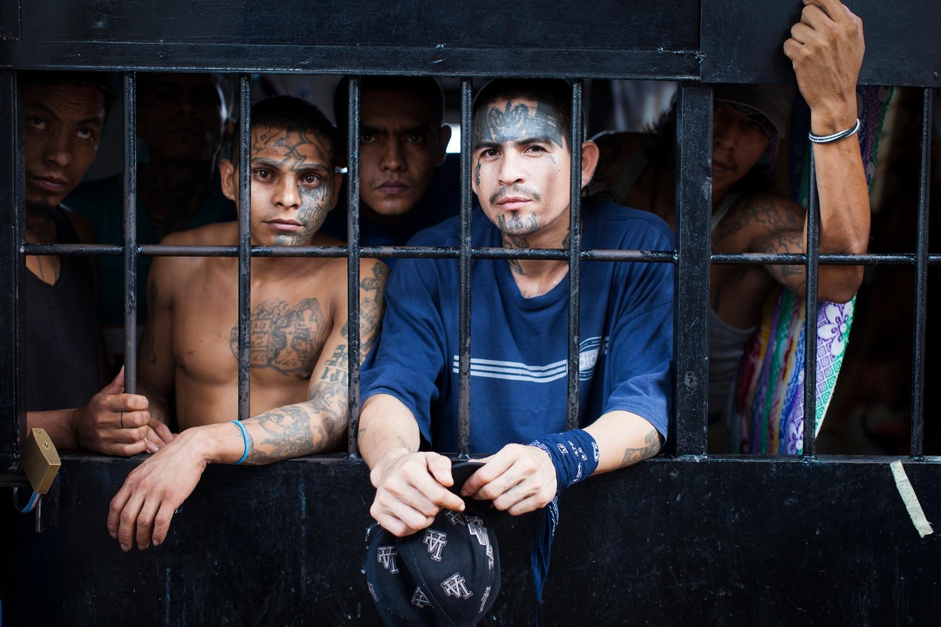 Самая страшная тюрьма в мире 16 фотография